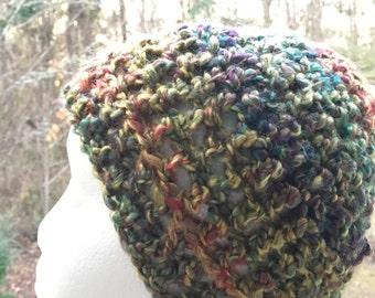 Handmade // Super Soft // Crocheted Winter Hat