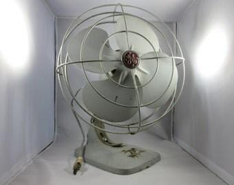 Vintage General Electric Fan, Still Works