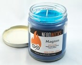 Magnus - The Mortal Instruments Inspired Candle - Sparkling Cherry Wine Scented