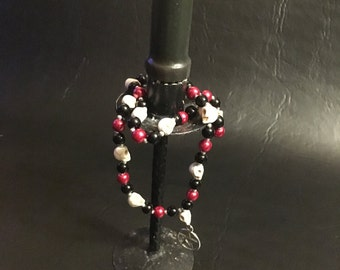 Pagan Prayer Beads - Hecate Prayer Beads
