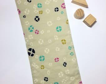 Bamboo Organic Cotton Burp Cloth