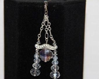 Crystal Beaded Pendant