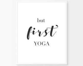 Yoga Poster Print, Yoga studio decor, Modern Yoga print, Yoga quotes printable, Yoga studio Poster, Yoga art, Yoga poster, Yoga Print, Yoga