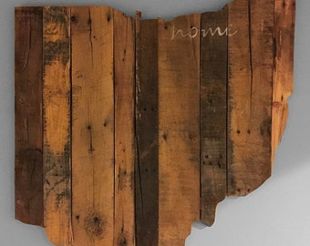 Large Reclaimed Wood Ohio