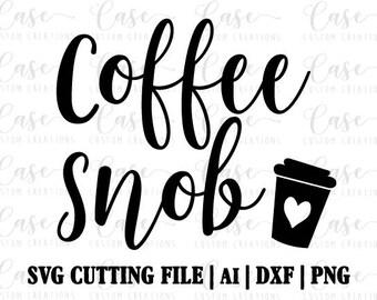 Coffee Snob SGV File