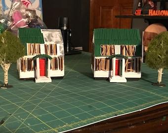 Micro Freddy Krueger house
