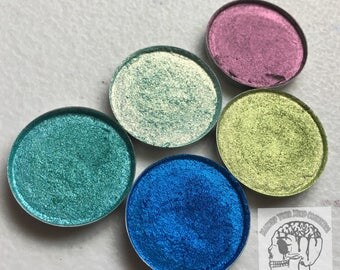 Mermaid Collection Eyeshadow Bundle