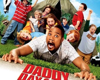 Daddy Day Camp Movie POSTER 27x40