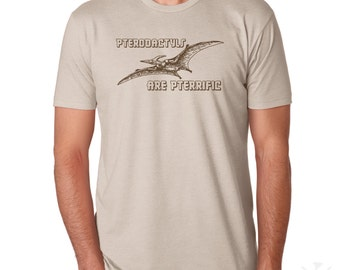 Pterodactyls are Pterrific