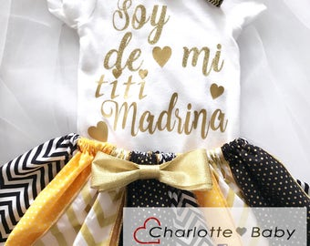 Soy de mi Madrina, Soy de Titi, Soy de Madrina, Soy de Abuela, Soy de Mamá