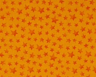 100% Cotton fabric by Half Yard increments - Happy Haunting orange 20594-58 - by Northcott