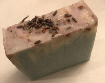 Lavender Blues Soap