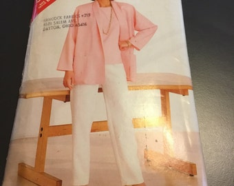 Butterick See & Sew #5515