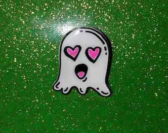 Cute Ghost PIN