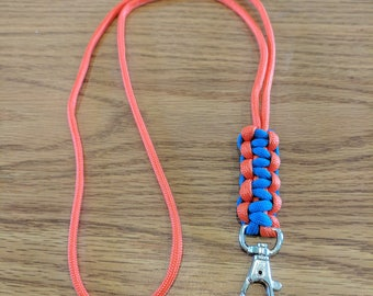 Paracord Lanyard (more colors)