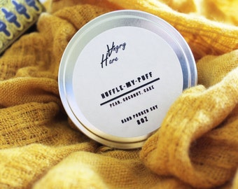 Huffle-My-Puff | Soy Candle