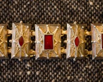"""Hip Belt - Red Enamel (SMALL) (33"""") - HB45 Small"""