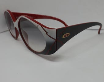 Christian DIOR sunglasses vintage retro eyewear sunglasses made in germany glitter years 80