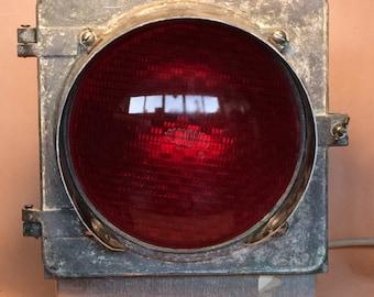 Stop Light Lamp