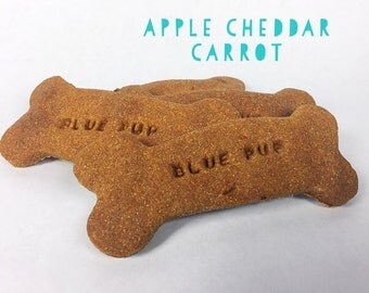 Apple Cheddar Carrot Gourmet Dog Treat Bones