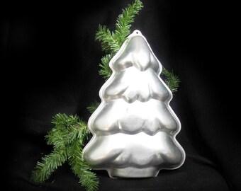 Christmas baking ,Christmas party cake , Holiday Baking , Holiday cake pan , tree cake pan ,Christmas baking pan , Christmas bake ware ,# 56