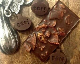 Raw Vegan Milk Chocolate Big Bars
