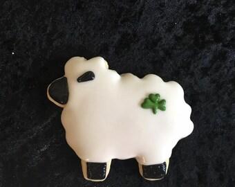 Sheep Cookies - 1 Dozen