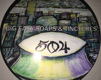 504 Shave Soap
