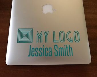 Consultant Sticker Name Decal Car Decal