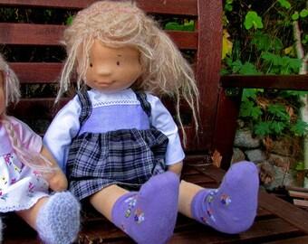 "Waldorf Doll 17"""