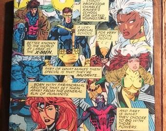 X-Men Comic Drink Coaster