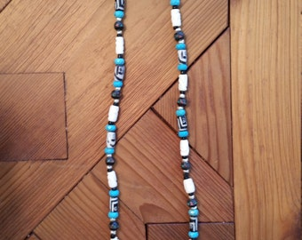 Ethnic eclectic necklace