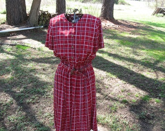 ship free leslie fay dresses   size 12