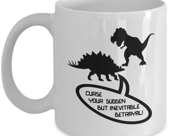 Funny Sci-Fi Mugs - Curse Your Sudden But Inevitable Betrayal - Ideal Science Fiction Gifts