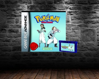 Pokemon Rocket Science - Absolutely Delightful Setting in the Pokemon World - GBA - FireRed