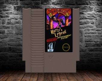 Harry's Legend - Explore a unique take on the Harry Potter mythos - NES - ROMHack