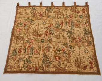 Madieval French  Tapestry (267)