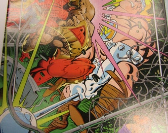Ultraverse Prime 90s Comics - #5