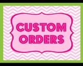 Custom cookies/custom /cookies/sugar cookies/decorated cookies/custom gifts/