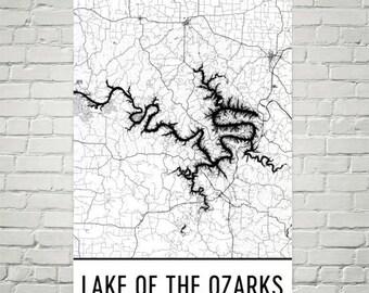 Lake of the ozarks  Etsy