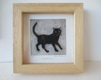 Lucky Black Cat 2