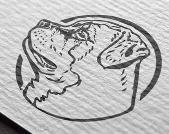 Rottweiler, Rottweiler svg, Rottweiler art, Rottweiler digital art, Rottweiler graphic, Rottweiler graphic art, Rottweiler clip art