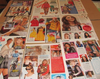 TAYLOR  SWIFT   #1  CLIPPINGS  #0523