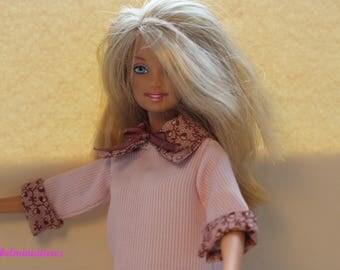 BARBIE dress or POPPY PARKER, scale 1/6, barbie clothes