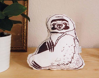Pillow - Udo the sloth