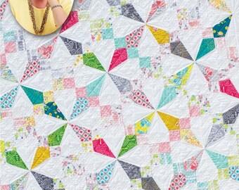 Flying Kite Quilt Pattern