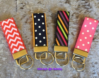 Key Fobs – Lines and Spots