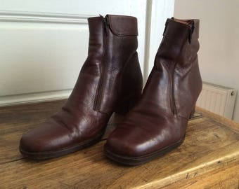 Boots all Argentine leather!