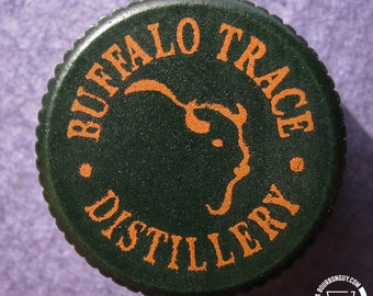 Buffalo Trace Bourbon Bottle Cap Magnet