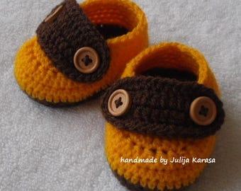 Baby shower gift, handmade shoes, baby crochet shoes, crocheted shoes for baby, handmade boots, baby booties, crochet for baby, cute booties